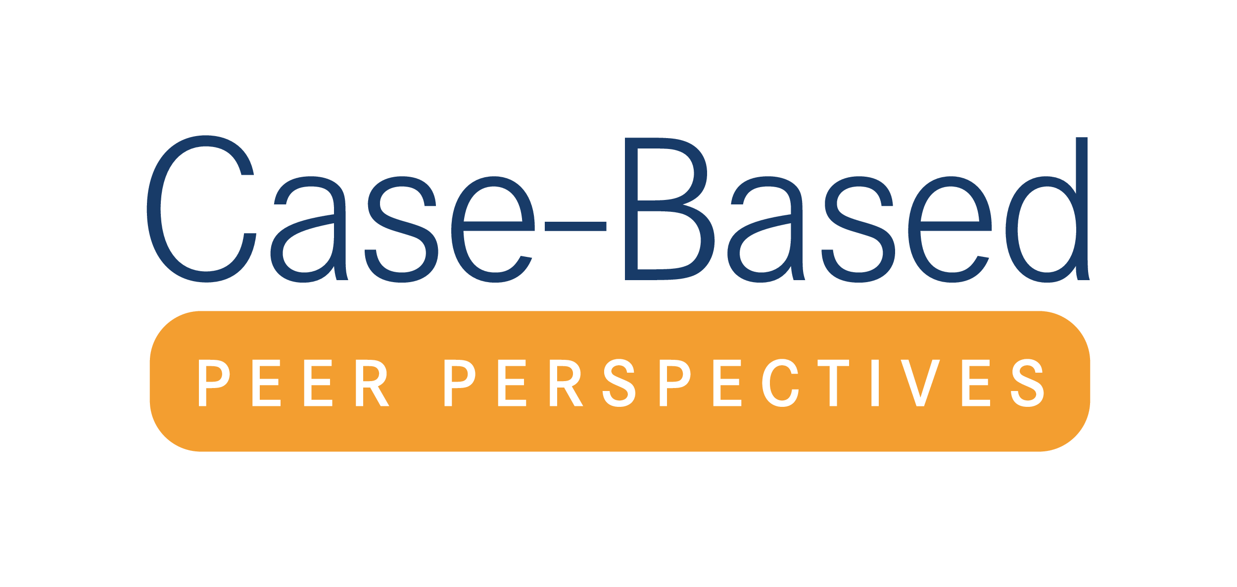 Case-Based Peer Perspectives